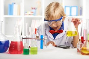 Naukowe warsztaty dla dzieci