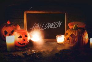 Halloween w biurze